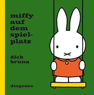 Dick Bruna Miffy auf dem Spielplatz